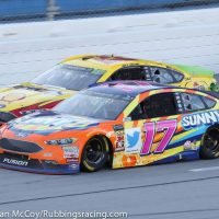 MENCS: Ricky Stenhouse Jr. Runs Strong Again at Talladega