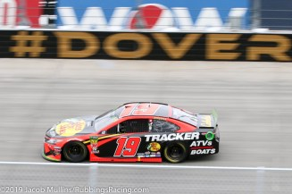 MENCS: Martin Truex Jr. Comes Up Short at the Monster Mile