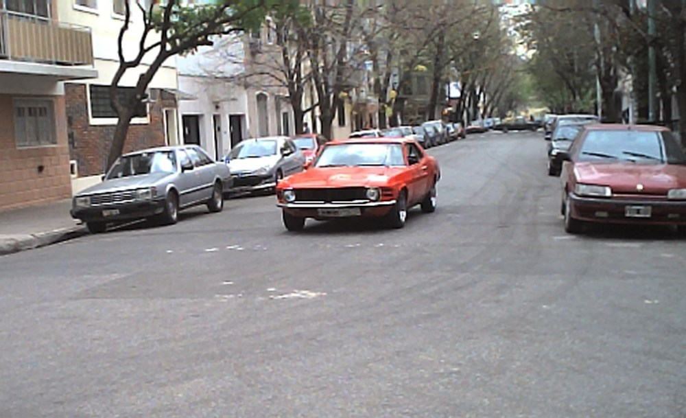 My beloved Ford Mustang Grandé - 1970 (4/6)