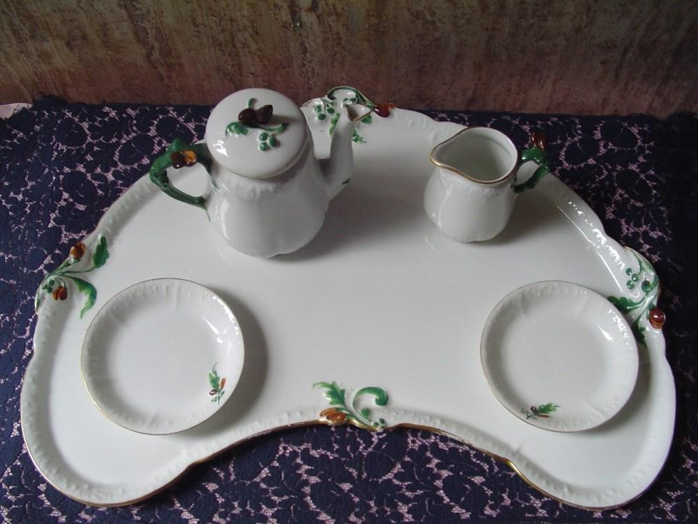 "My Limoges porcelain ""tête-à-tête""  (1/6)"