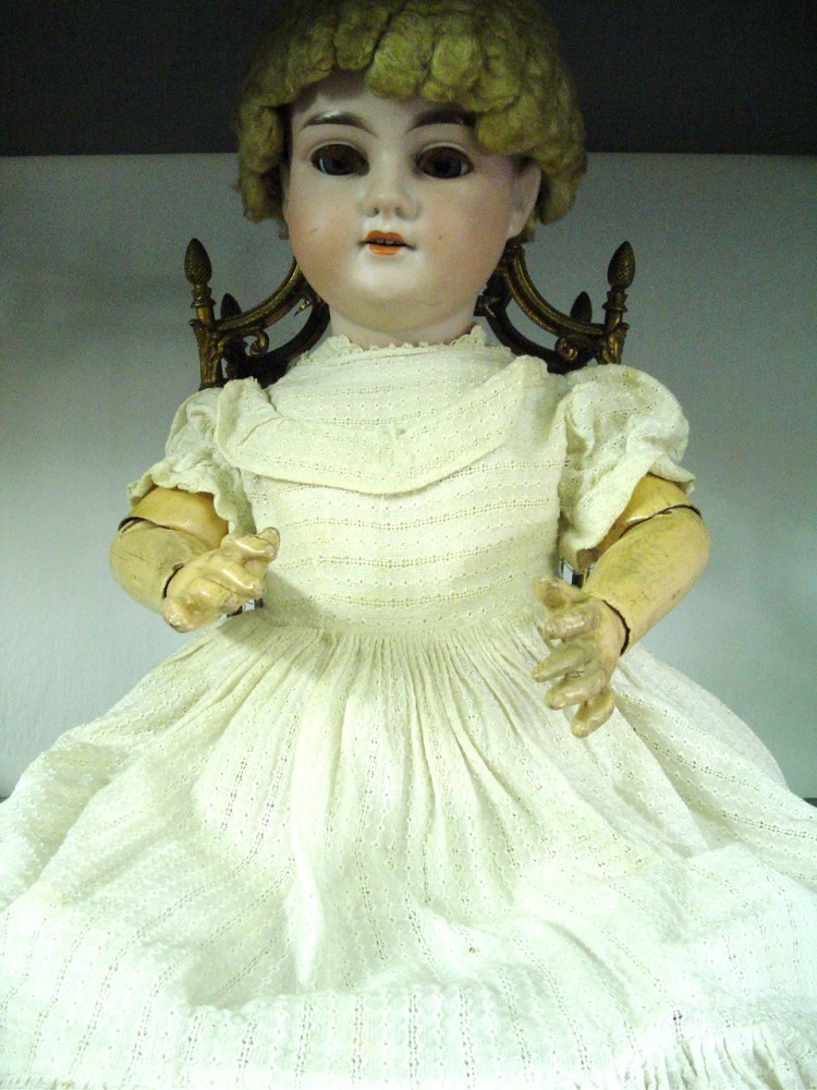 My Armand Marseille Doll – 390 A11M (1/6)