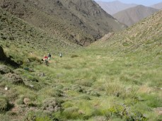 Tizi-n'tislit to Tazegzaout - Field expedition