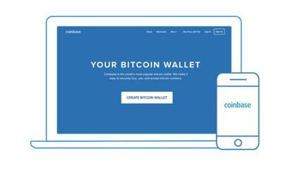 Coinbase registro sencillo