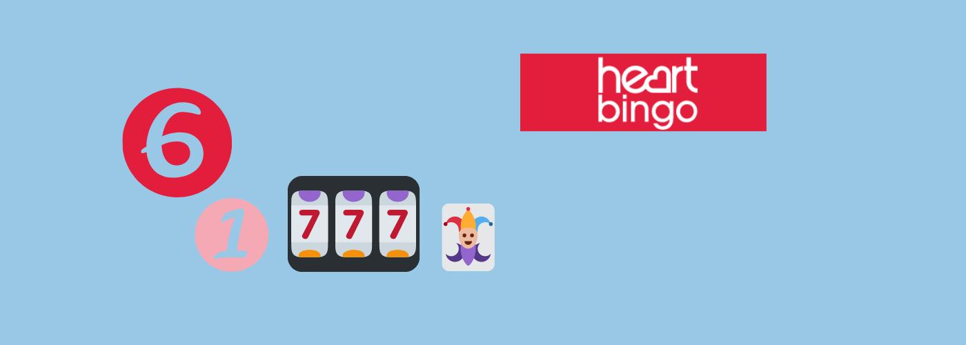 Heart Bingo - rubengrcgrc