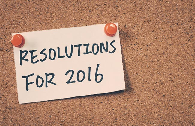 resolutions for 2016