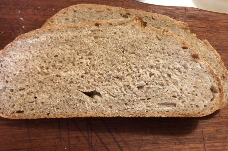 Gemischtes Weizen Roggen Brot