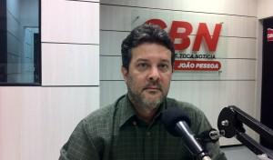 Nilton Formiga, Professor Doutor em Psicologia Social (Foto: CBN João Pessoa)