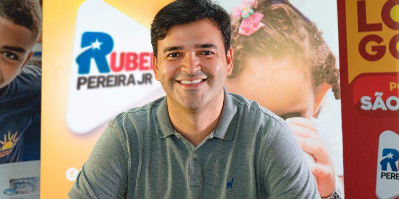 Deputado Rubens Pereira Jr | Mandato de todos nós