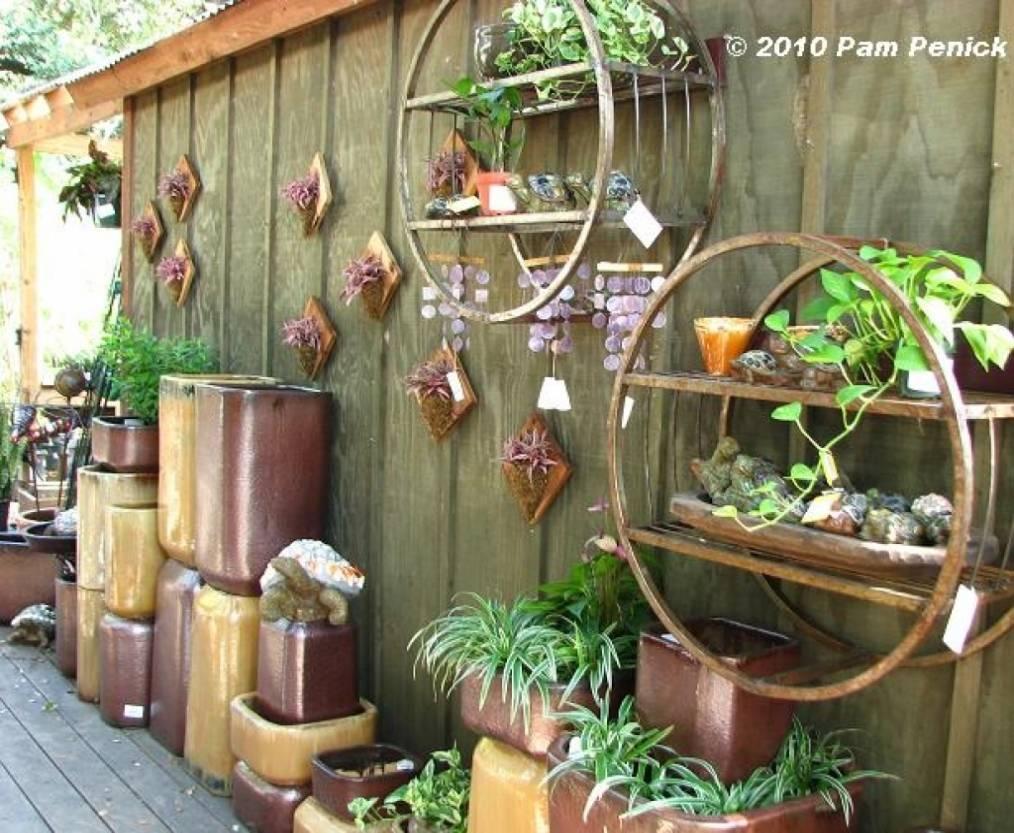 19 Ideas Of Outdoor Wall Art Decor