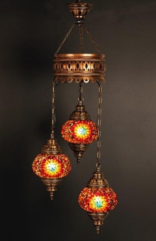 25 Collection Of Turkish Chandelier Lighting