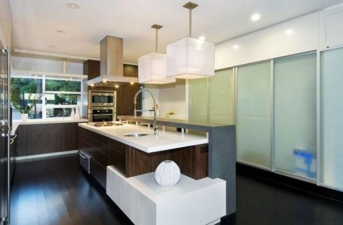 title | Minimalist Kitchen Lighting And Island