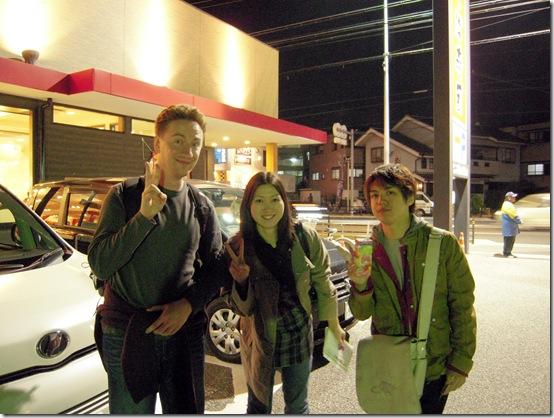 Rubezahl, Mayumi-san, Masashi-san