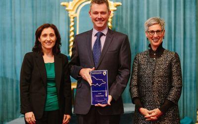Rubicon Water receives export award
