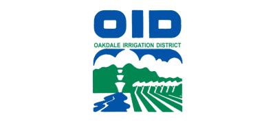 Oakdale Irrigation District Logo - Rubicon