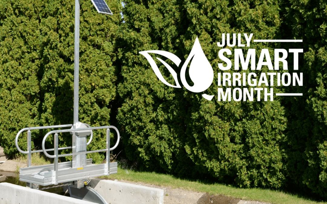 Rubicon Water Supports Smart Irrigation Month by the Irrigation Association