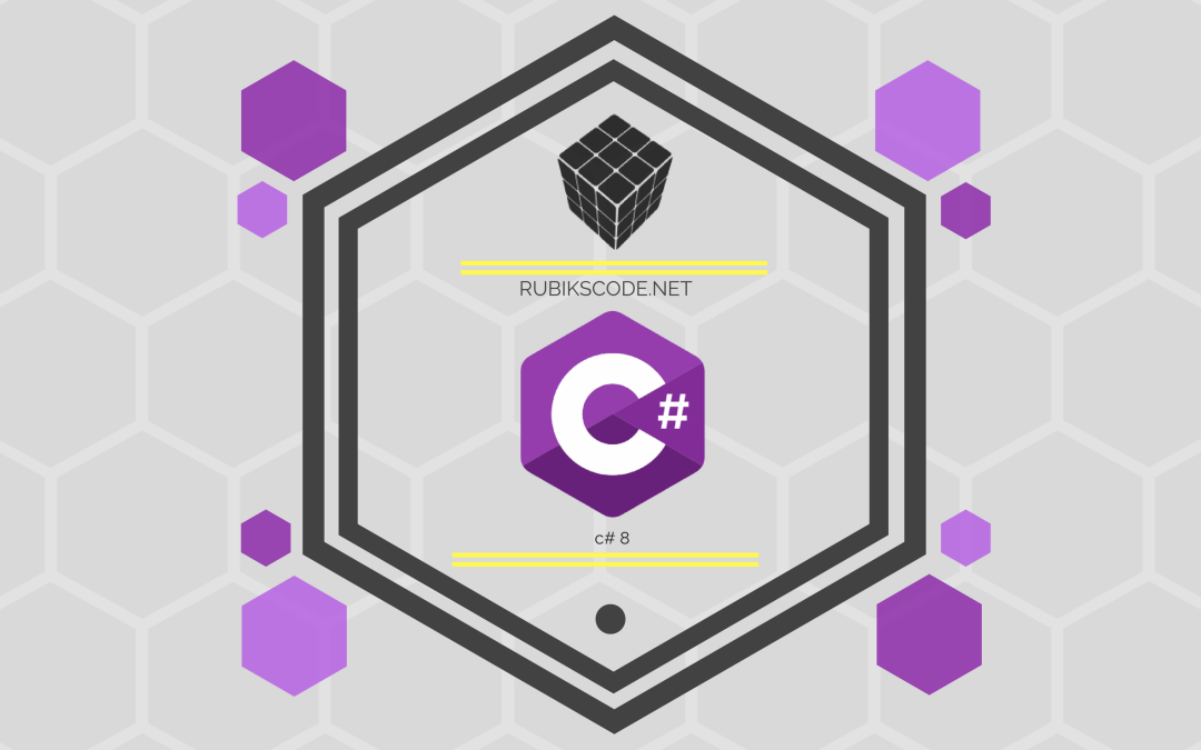 C# 8 – The Shape of the Things to Come