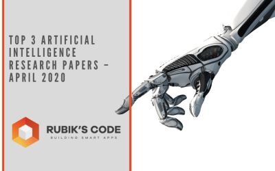 Top 3 Artificial Intelligence Research Papers – April 2020