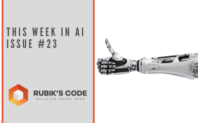This Week in AI – Issue #23
