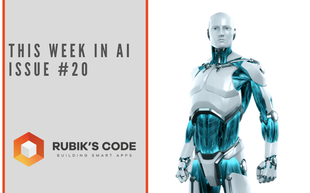 This Week in AI Issue #20