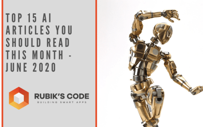 Top 15 AI Articles You Should Read This Month – June 2020