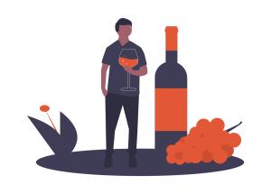 Wine Dataset Visual