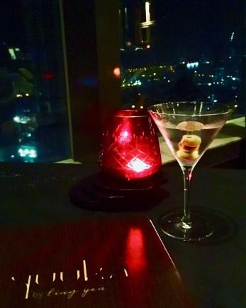 Olive Martini | Photo: Rubina A Khan