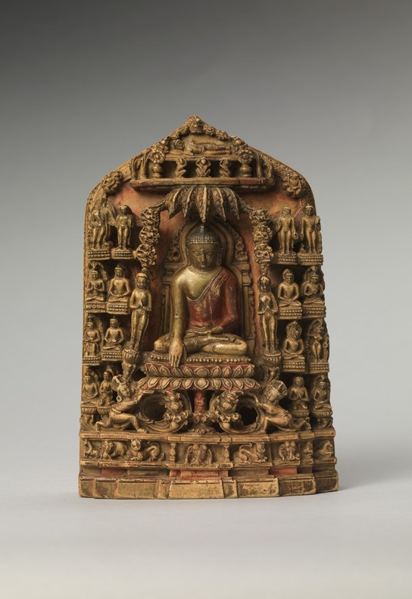 Major Events of the Buddha's Life | Rubin Museum of Art