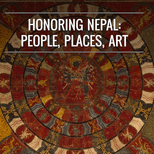 Honoring Traditional Art of Nepal