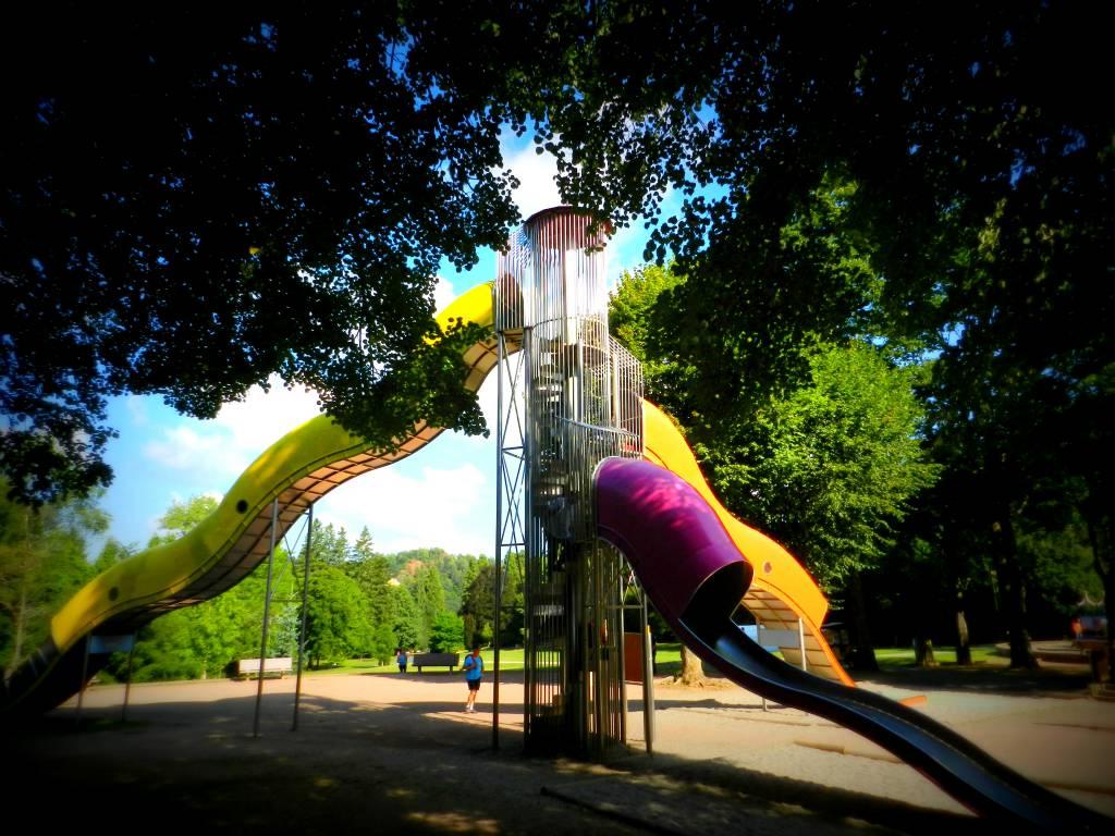 Parc Fenestre, le paradis des enfants