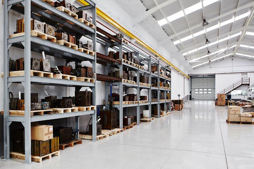Fotografía Industrial de Raúl Palma: 1/10 f/14 ISO 200