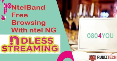 ntel NG Unlimited Internet Browsing Using NTelBand