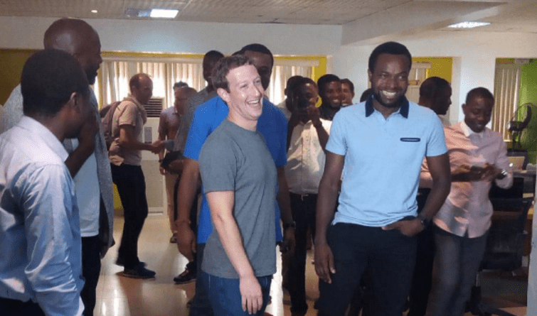 How Mark Zuckerberg Proved CNN Wrong- See Reactions From Nigerians