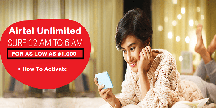 See Airtel Unlimited Time Packs For Unlimited Browsing & Downloading