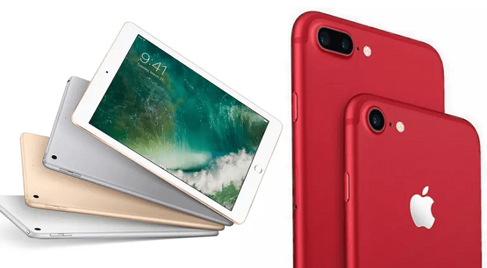 special edition (PRODUCT)RED iPhone 7 and iPhone 7 Plus