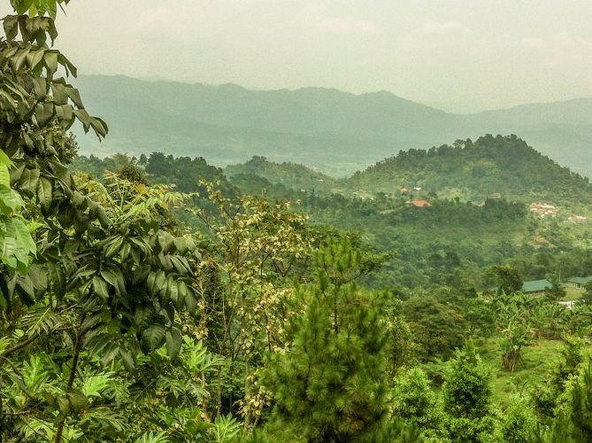 Puncak Bogor Macet Parah, Ke Gunung Salak Endah Aja