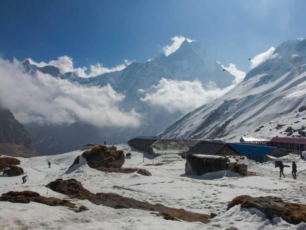 Annapurna Base Camp - ABC Trekking