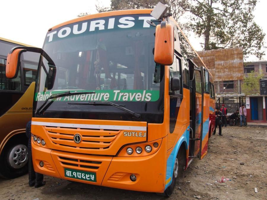 Transport Ke Pokhara, Pengurusan TIMS & ACAP Permit Trekking ABC
