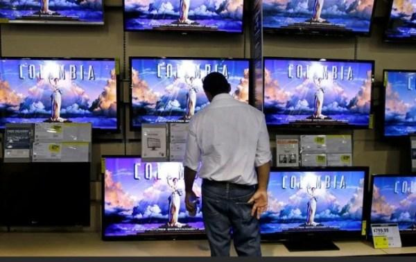 Почему в домашних условиях качество изображения телевизора ...