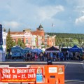 Leadville BBQ & Brew Fest Tag 1
