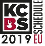 KCBS Schedule 2019