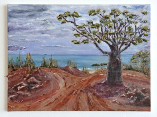 Boab Tree, SOLD