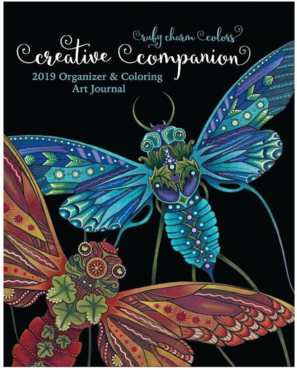 Creative Companion RubyCharmColors