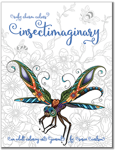 Insectimaginary cover front