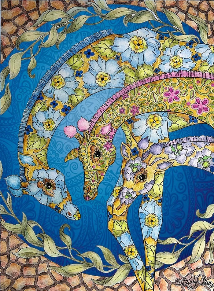 Lora Giraffes_RubyCharmColors-7
