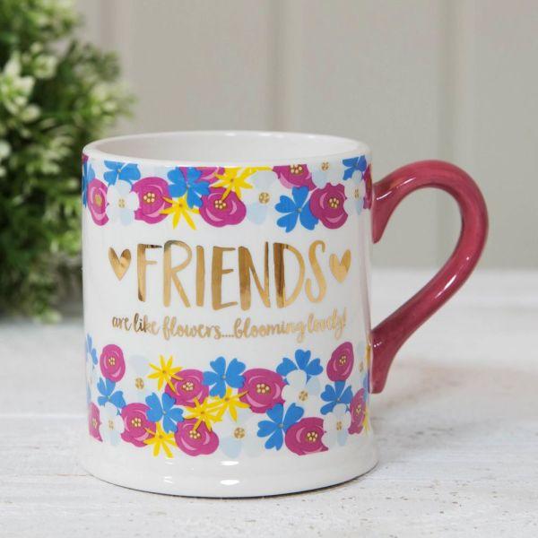Luxury Friends Mug With Foil