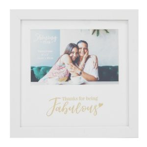Thanks For Being Fabulous Photo Frame