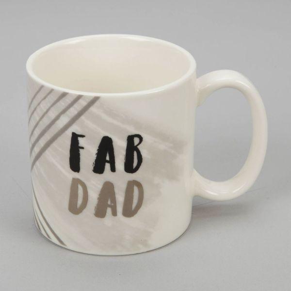Luxury Fab Dad Ceramic Mug