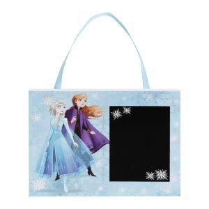 Disney Frozen Anna & Elsa Personalisable Plaque