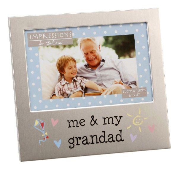 Me and My Grandad Photo Frame