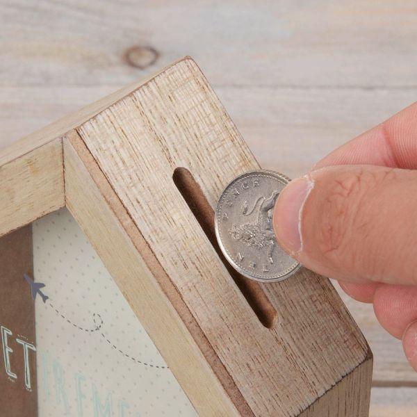 Retiremend Fund Money Box